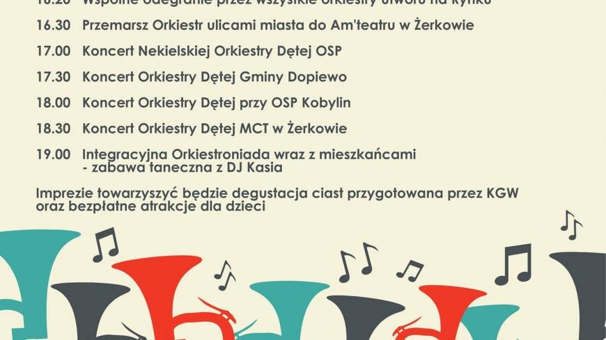 Festiwal orkiestr w Żerkowie